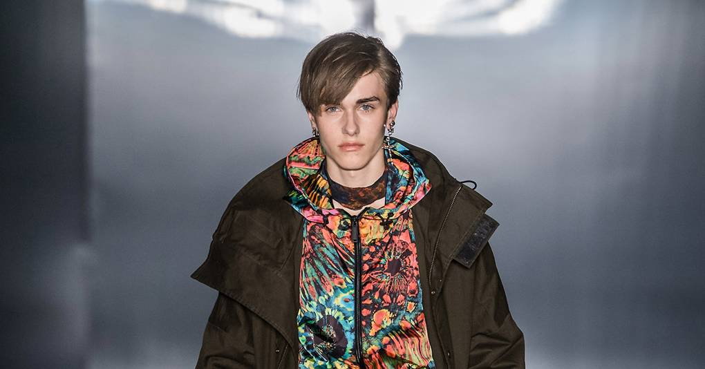 97ac22eea7 Dsquared Autumn/Winter 2019 Menswear show report | British Vogue