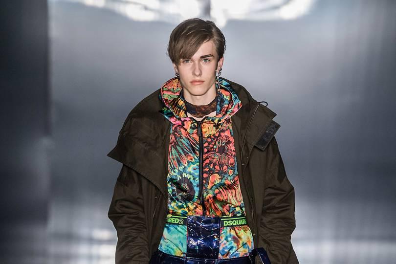 2281c8f01c5 Dsquared Autumn Winter 2019 Menswear show report