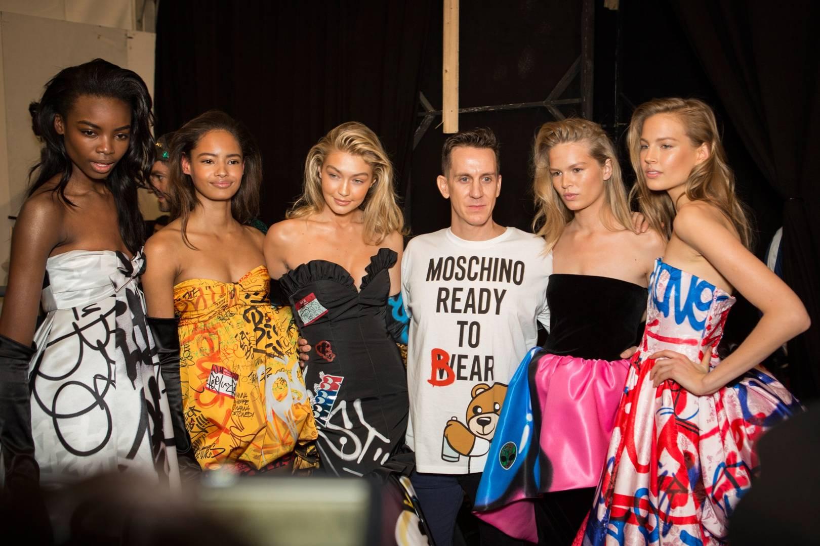 dress - Spotlight: Designer Franco Moschino video