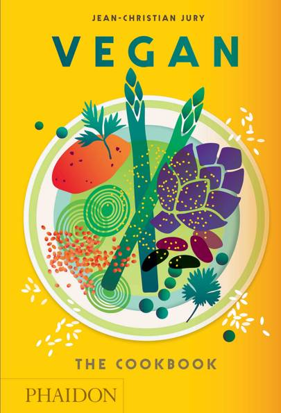 Vegan: The Cookbook by Jean-Christian Jury
