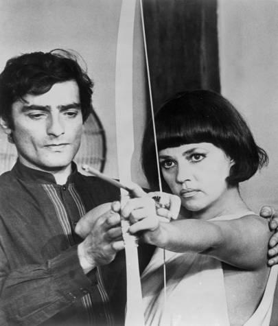 La Mariée était en nuit, 1968