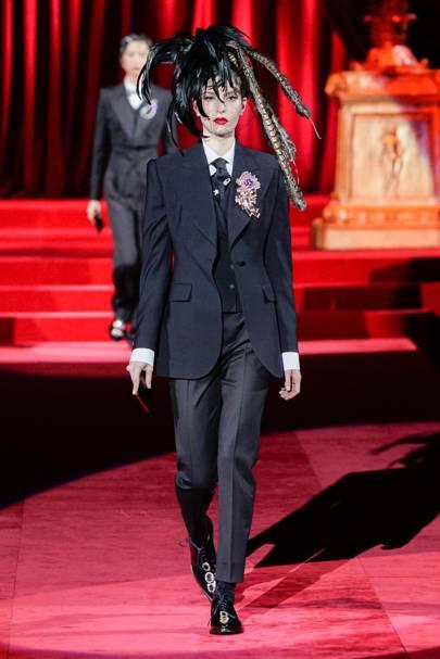 5efa71e575fe Dolce   Gabbana Autumn Winter 2019 Ready-To-Wear show report ...