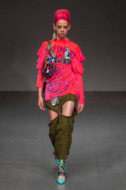 ad5f7afe01 Matty Bovan Spring Summer 2019 Ready-To-Wear show report