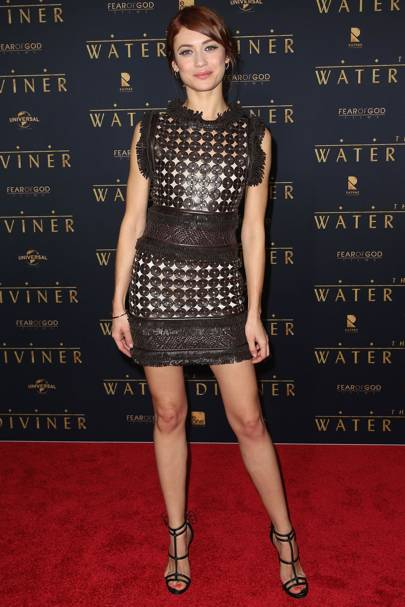 The Water Diviner premiere, Melbourne - December 2 2014