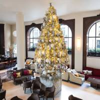 Londons Most Spectacular Christmas Trees British Vogue