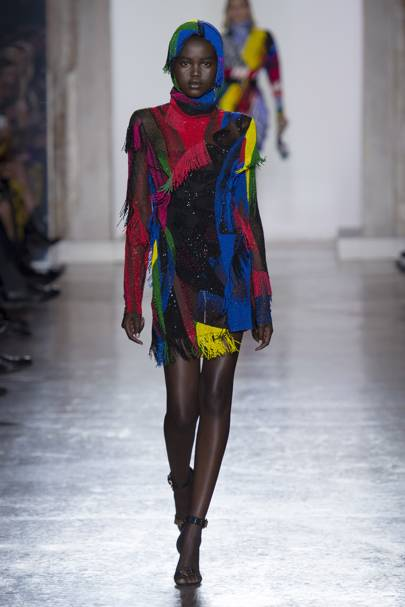 Versace Autumn/Winter 2018 Ready-To-Wear Collection