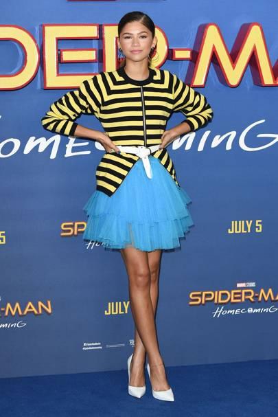 Spiderman: Homecoming premiere, London - June 15 2017