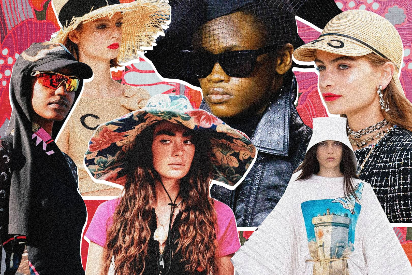 1c9fe4fe The Best Summer Hat Trends For 2019 | British Vogue