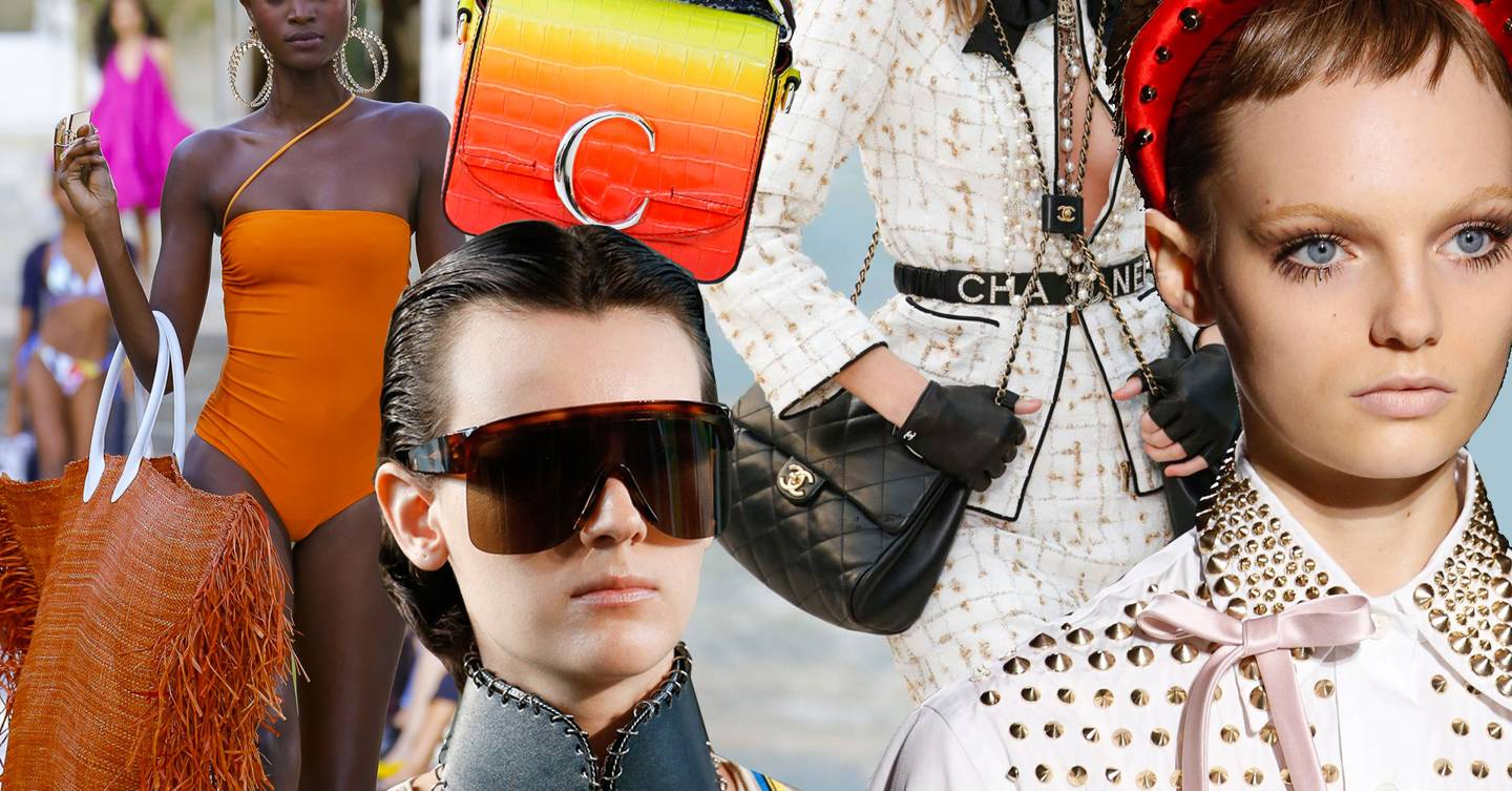 9cfe72b88861 Spring Summer 2019  Accessories Trends