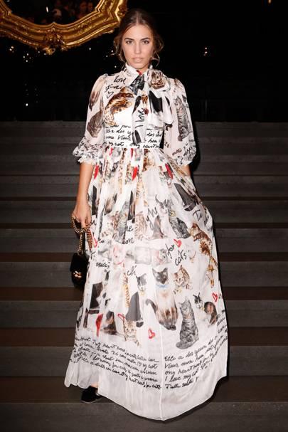 Dolce & Gabbana Show - September 24