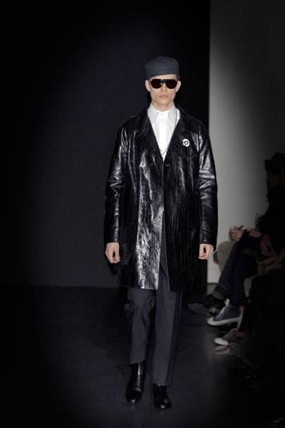 02ba34cd991 Yves Saint Laurent Autumn/Winter 2009 Menswear show report | British ...