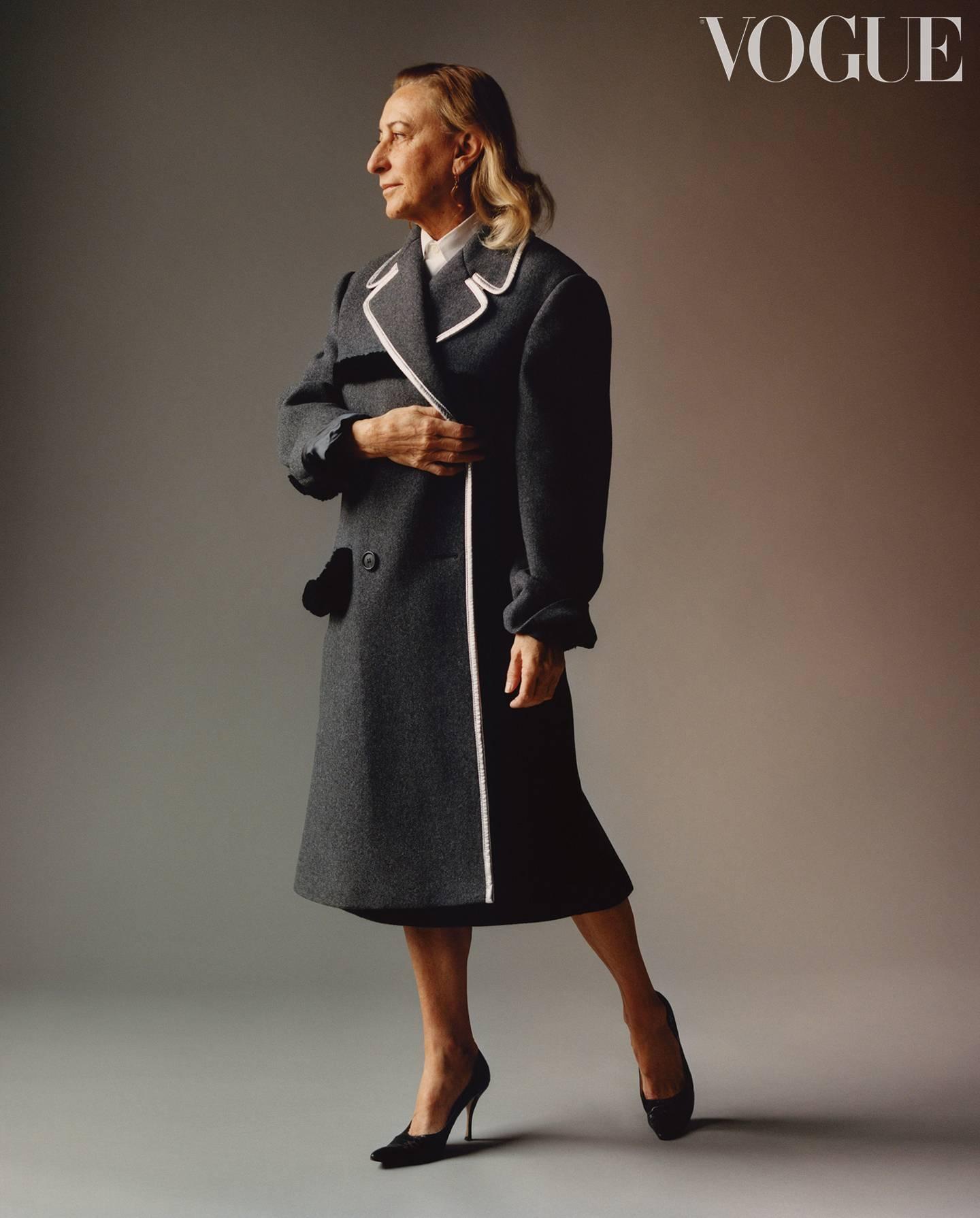 16a4b20765a2 Miuccia Prada: The Vogue Interview | British Vogue