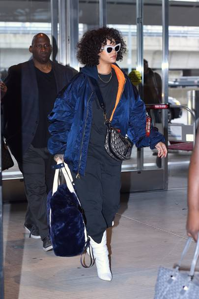 JFK Airport, New York - November 6 2017