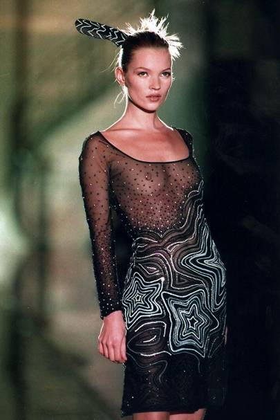 Kate Moss, 1996