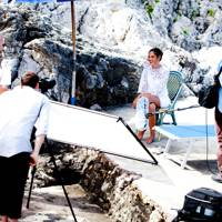 David gandy dolce and gabbana light blue commercial vogue uk dolce gabbanas light blue summer aloadofball Choice Image