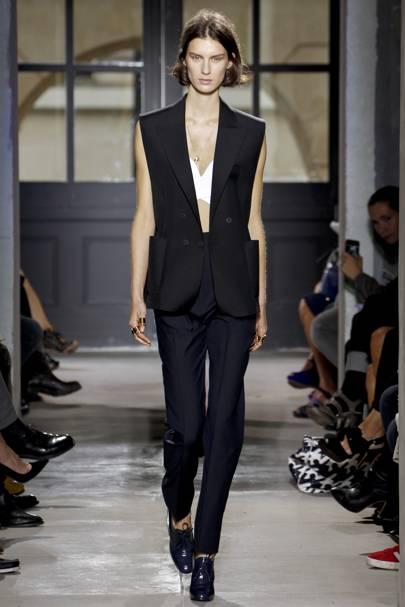 Balenciaga SpringSummer 2013 Ready To Wear show report