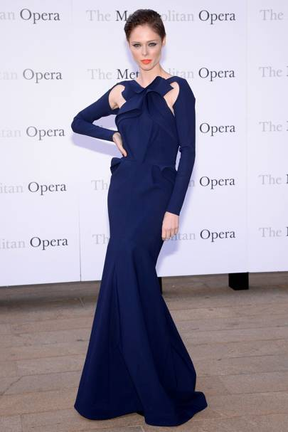 Metropolitan Opera Season Opening, New York – September 23 2013