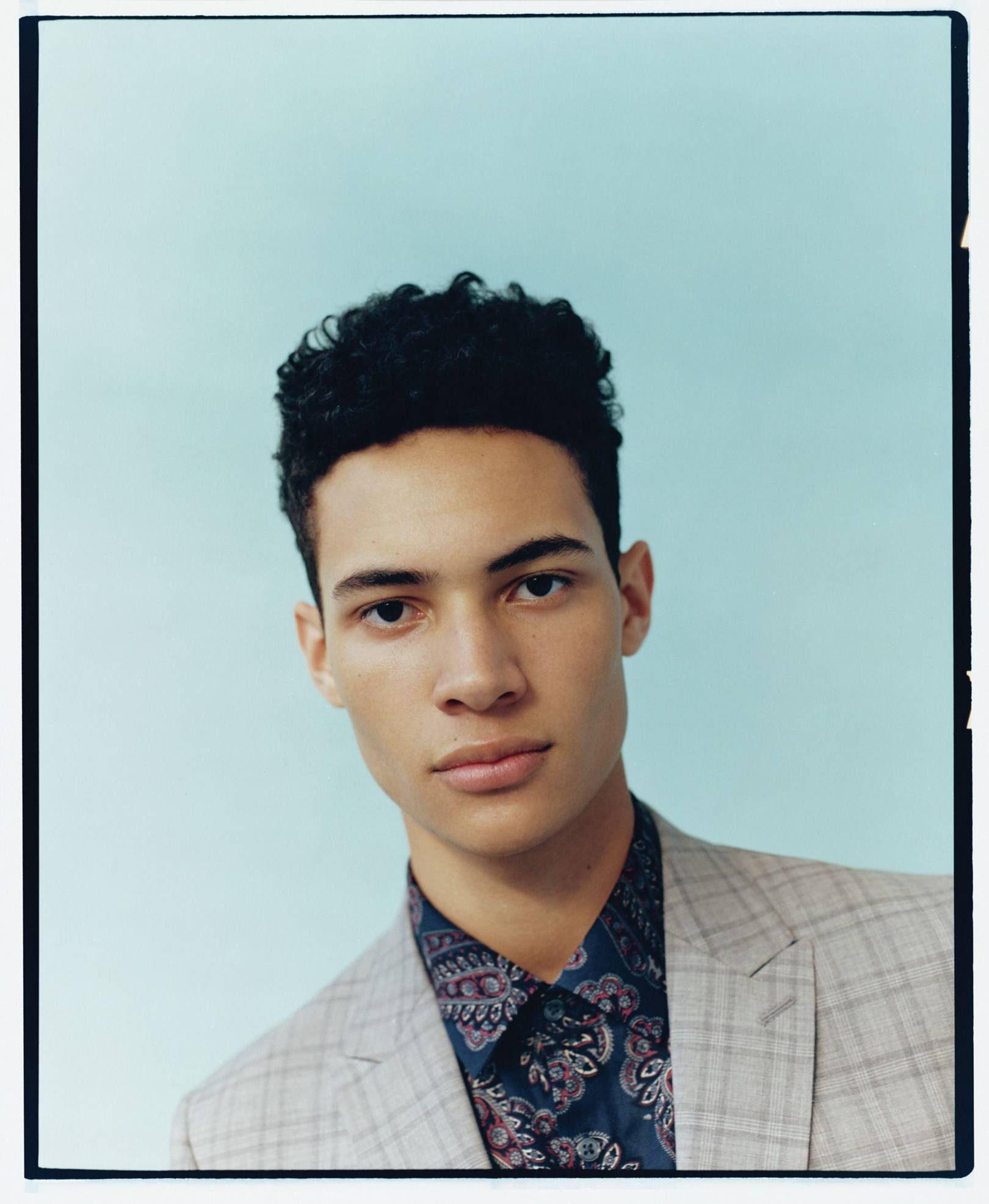 Topman Taps Charlie Casely-Hayford High Street Suit Collaboration ...