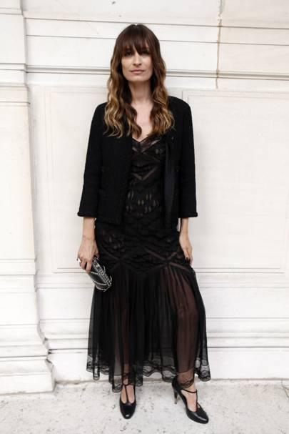 Vogue Foundation gala, Paris - July 5 2016