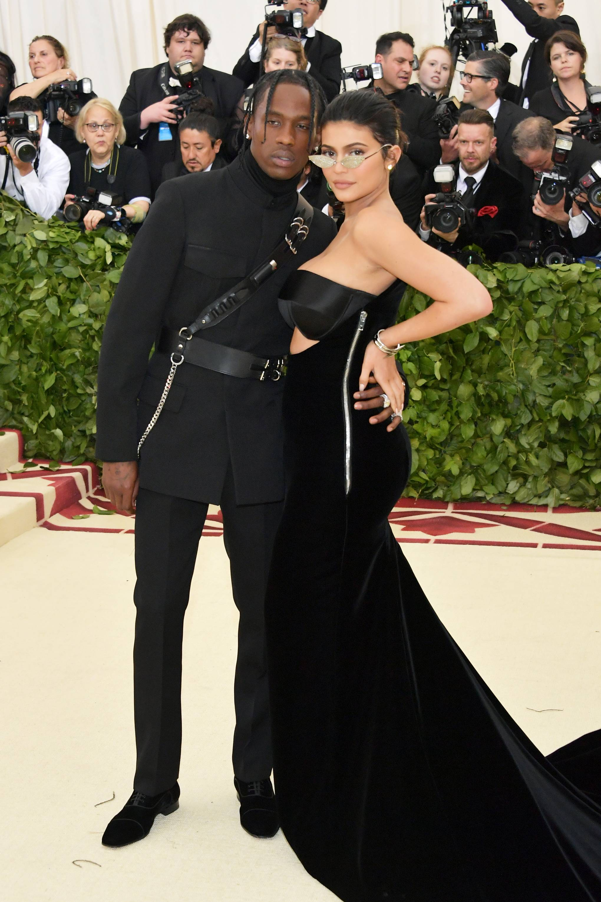 71655dee5c0 Kylie Jenner Met Gala Gown