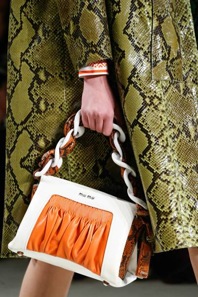 Miu's Miu's Ladylike Handbag