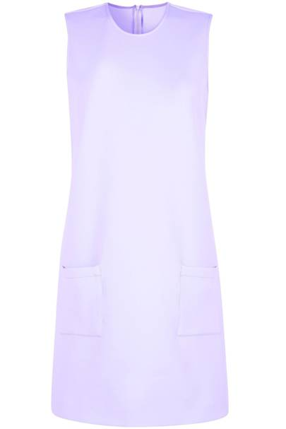 Lilac shift dress, £120