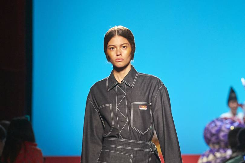 2f614f5b9f58 Kenzo La Collection Memento N°2 Spring Summer 2018 Ready-To-Wear show  report