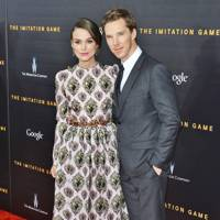 The Imitation Game premiere, New York – November 17 2014