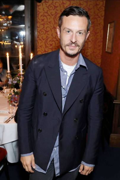 Matchesfashion.com x Alex Fury Dinner - October 2