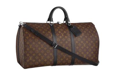 Louis Vuitton: Keepall Bandouliere