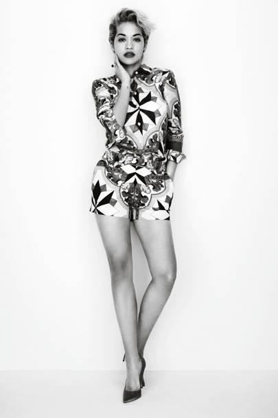 Rita Ora, singer