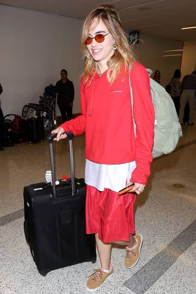 LAX Airport, Los Angeles – August 14 2017