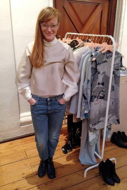 Stine Goya, fashion designer