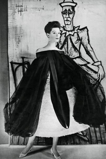 Inside Vogue On Hubert De Givenchy