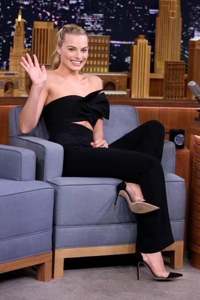 9. Margot Robbie