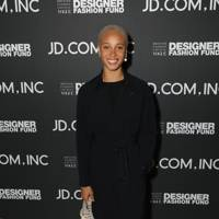 British Fashion Council and Vogue Designer Fashion Fund in partnership with JD.com, London – September 17 2018