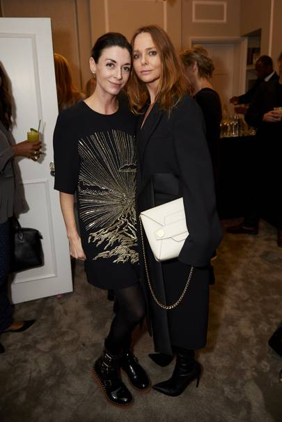 Mary McCartney x Matches launch party, London – November 15 2017