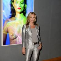 Kate Moss: The Collection Christie's auction press conference, London - September 4 2013