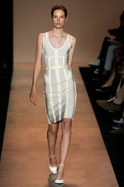 9675e3c4d59b4 Herve Leger By Max Azria Spring Summer 2011 Ready-To-Wear collection