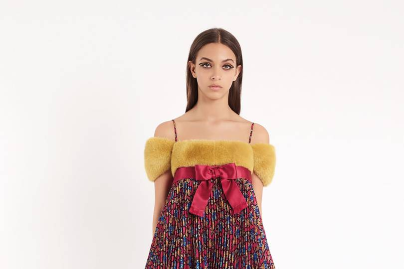8c815826666 Red Valentino Autumn Winter 2018 Ready-To-Wear show report