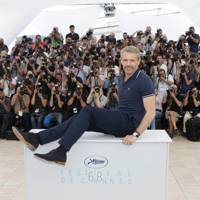 Cannes Film Festival 2015 Jury photocall - May 13 2015
