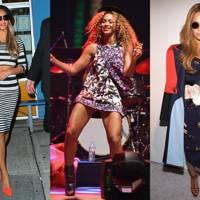 Beyoncé's co-ords