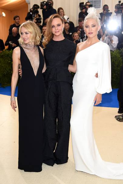 Naomi Watts, Stella McCartney and Kate Hudson