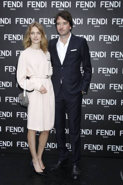 Fendi boutique opening, Paris - July 3 2013