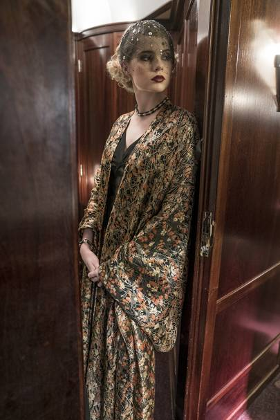 The Countess: Countess Andrenyi