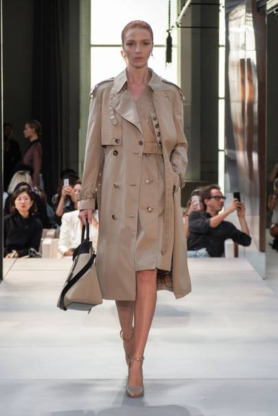 a40dd8f61 Burberry Spring Summer 2019 Ready-To-Wear show report