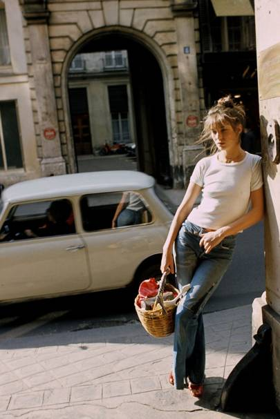 ba8abbc6e00b Jane Birkin No Longer Carries Hermes Birkin bag