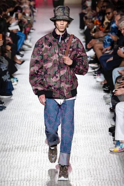 123d88fb6d9 Valentino Spring Summer 2019 Menswear show report