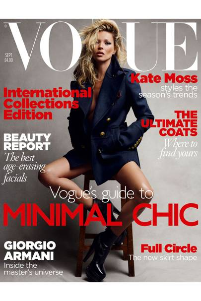 Vogue Cover, September 2010