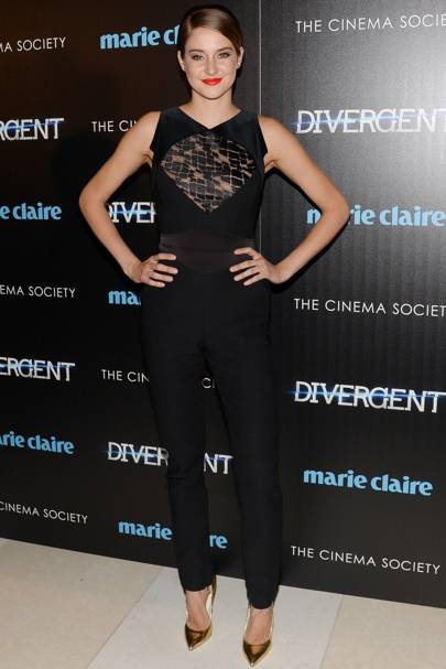 Divergent screening, New York – March 20 2014